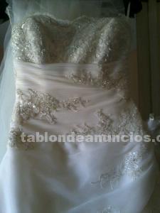 Se vende traje de novia