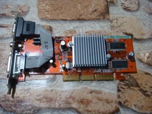 TARJETA GRAFICA ASUS A AGP 128 MB