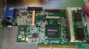 TARJETA GRAFICA GRAPHIC CARD MATROX G250+ MILA/8/O