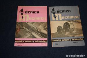 TECNICA MECANICA., CEAC..Nº 55.AGOSTO.DERBI 49 CC Y