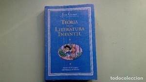 TEORIA DE LA LITERATURA INFANTIL, JUAN CERVERA