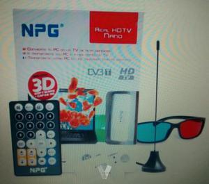 """TV"""" HD 3D para PC"""