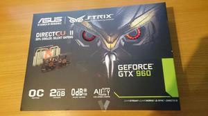Tarjeta Grafica ASUS GTX960