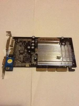 Tarjeta Grafica Nvidia GeForce FX AGP xMB