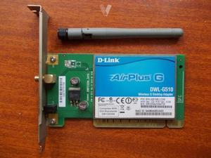 Tarjeta WI FI interna con antena 5 dB