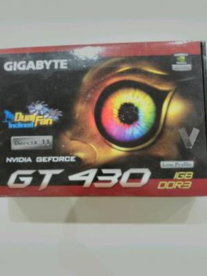 Tarjeta grafica Nvidia 430