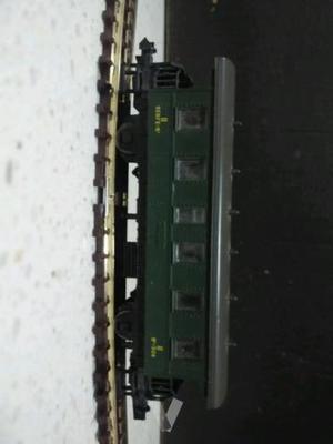 Vagón viajeros roco escala n.