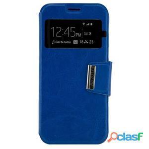 X-One Funda Libro Samsung A5 2017 Azul