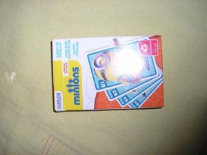 cartas de juego de parejas minionn