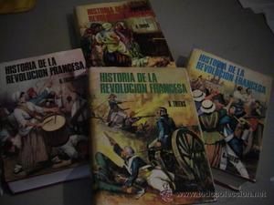 historia de la revolucion francesa A. Thiers