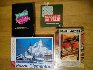 juegos de mesa y puzles
