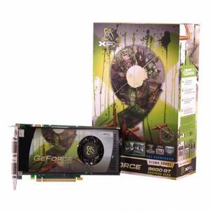 tarjeta grafica XFX GeForce  GT Dual Link DVI