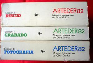 ARTEDER 82 MUESTRA INTERNACIONAL DE OBRA GRÁFICA - DIBUJO