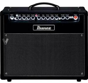 Amplificador Ibanez con tubos britanicos guitarra