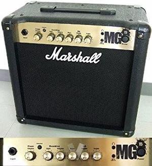 Amplificador guitarra Marshall MG15