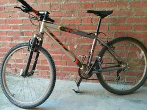 Bicicleta Bh over x 470