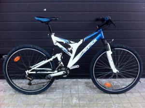 Bicicleta Rockrider 6.0 doble suspension