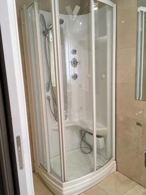 Cabina de ducha e hidromasaje TEUCO