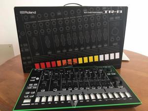 Caja De Ritmos Roland Aira Tr-08