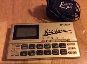 Caja de ritmos Yamaha Big Jam RY9
