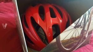 Casco ciclismo profesional Crivit Pro