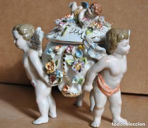 Centro de Mesa en porcelana
