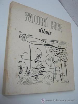 Edicion 300 ejemplares firmada por autor Sadurní Pons -