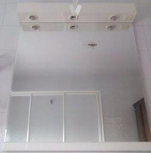 Espejo grande para cuarto de baño