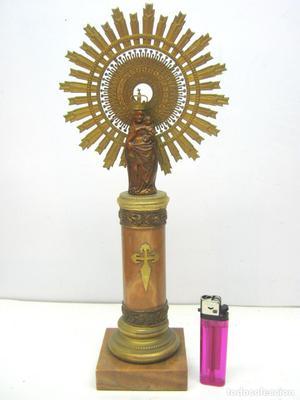 Gran Virgen del Pilar - Espectacular corona