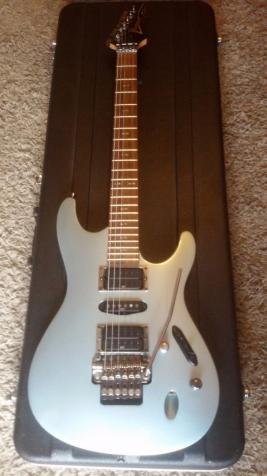 Guitarra Ibanez S series (S470)