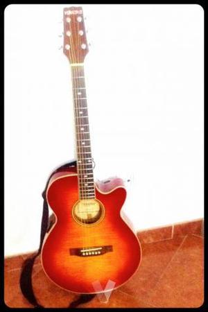 Guitarra electroacústica Veracruz mod755-CS
