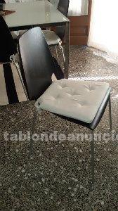 Juego de mesa y sillas de comedor