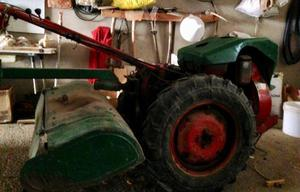 Vendo motocultor gyrmet pluma diesel tarragona la senia - Motocultor segunda mano ...