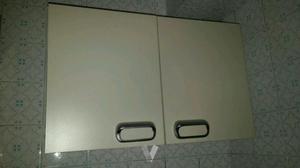 Mueble cocina pared