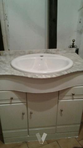 Mueble lavabo con lavabo Java