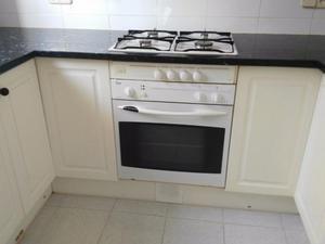 Muebles de cocina, Horno, Lavavajilla, Placa Gaz
