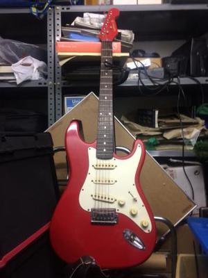 Pack guitarra amplificador y pedal