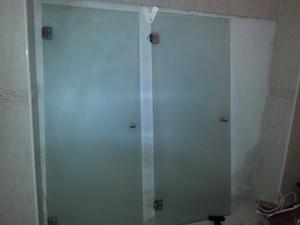 Puertas de ducha en cristal