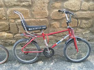 bicicletas clásicas y de paseo
