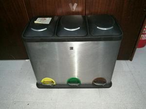 cubo basura reciclar