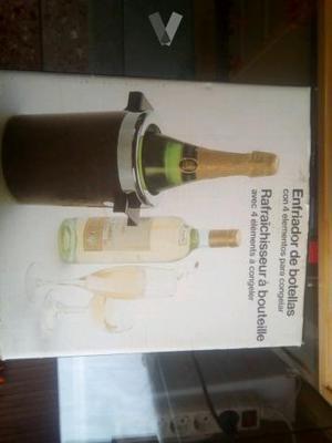enfriador de botellas