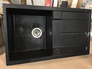 Lavadero fregadero cocina thor 80x50 blanco posot class - Fregaderos de fibra ...