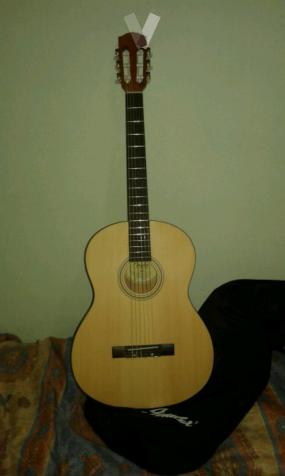 guitarra concierto fender