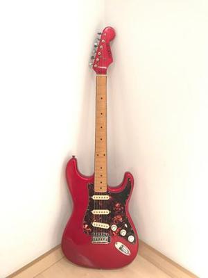 guitarra strato de los 80 rareza