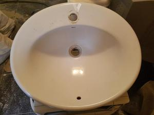 Sanitario roca pica lavamanos posot class for Pica lavabo roca