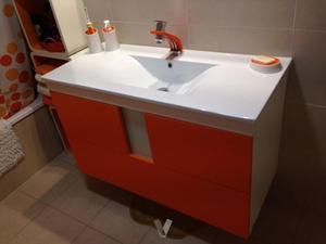 mueble cuarto de baño completo