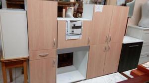 mueble de cocina 6 modulos nuevo