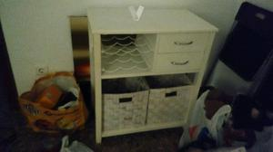 mueble de cocina para microondas