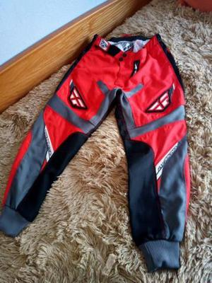 pantalón de BMX