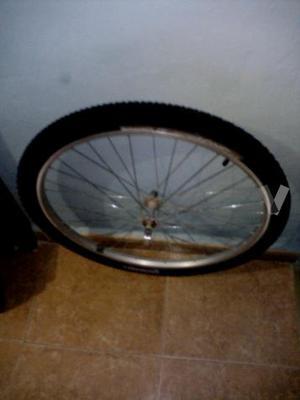 rueda bici montaña nueva